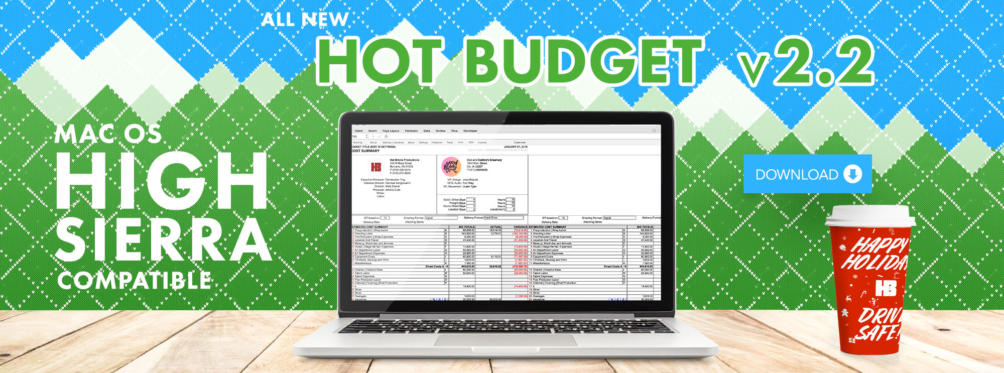 New Version Hot Budget v2.2