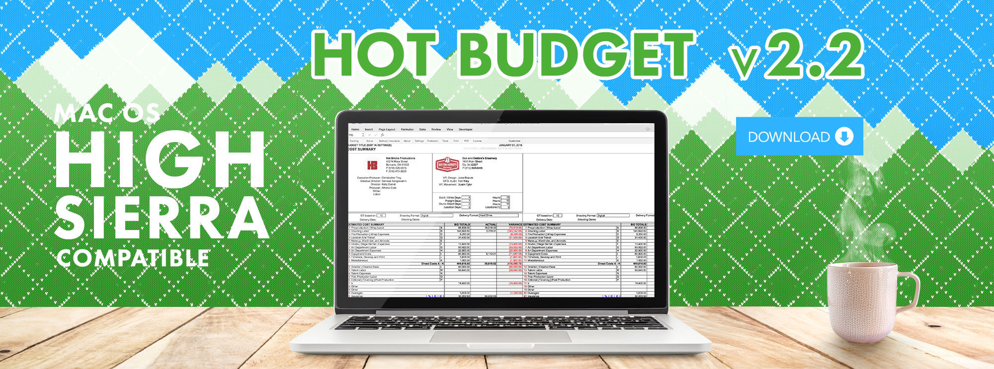 Hot Budget 2.2